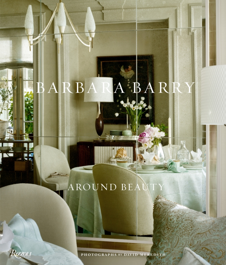 Barbara barry dining room