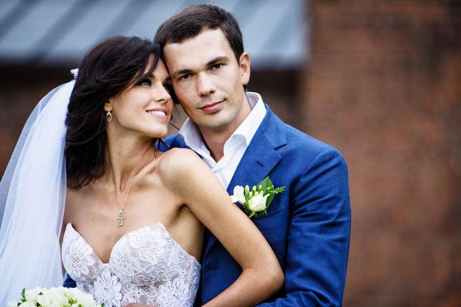 Ирина Антоненко с мужем