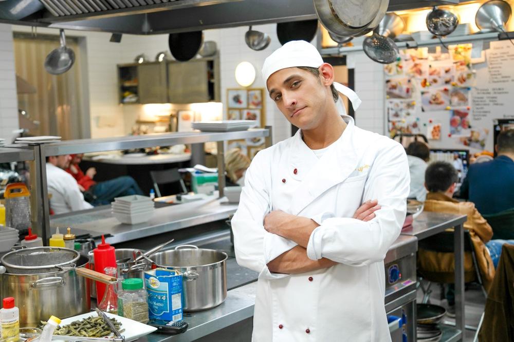 Герои сериала кухня фото