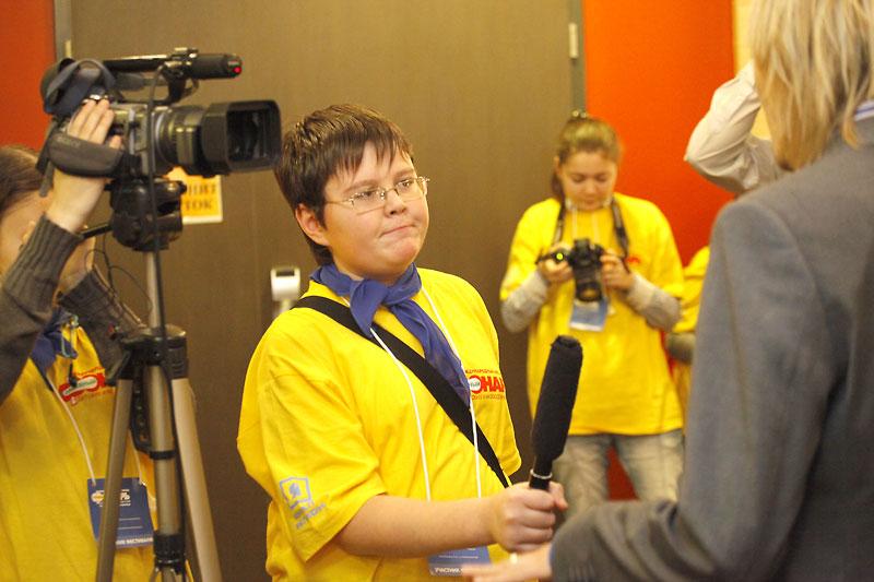 11 декабря: Всемирный день детского телевидения и радиовещания.